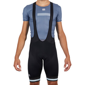 Sportful Bodyfit Team Classic Bib Shorts Men black white